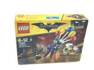 Lego Batman Movie 70900 The Joker Balloon Escape NEW