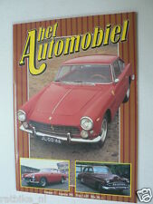HA-17 FERRARI 250GTE CLASSIC CAR ARTICLE AND POSTER 7 PAGES