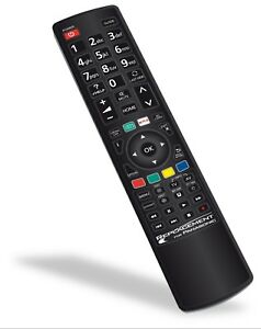 Replacement PANASONIC TV Remote Control N2QAYB000122 NO PROGRAMMING REQUIRED NEW