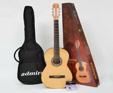 ADMIRA CLASSICAL GUITAR ALBA 4/4 PACKAGE WITH BAG & TUNER