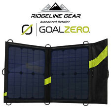 GOAL ZERO Nomad 13 Solar Panel Portable Charger for Tablet/GPS/iPad/Phone/+More