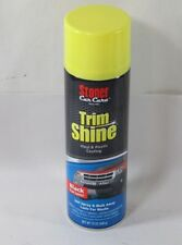 Stoner 91034 Car Care Trim Shine Vinyl & Plastic Coating - 12 oz.