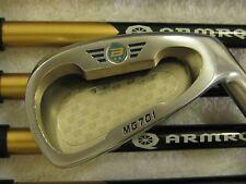 MOVING SALE HONMA®  Beres MG701 2 Star 5i-10i Regular Flex 6 Pcs Iron Set Mint