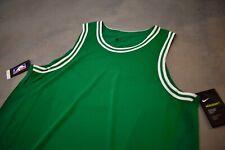 Size 48 Large Nike Boston Celtics AeroSwift Basketball Jersey Green AH8790-312