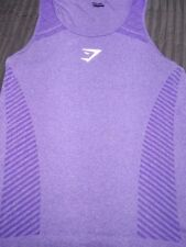 Gymshark Activewear Vests for Men
