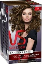 Vidal Sassoon Salonist Permanent Hair Colour - *Choose From Various Shades*