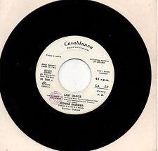 DONNA SUMMER disco 45 giri MADE in ITALY Promo JUKE BOX 1978 Last dance