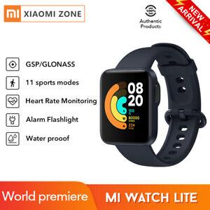 Xiaomi Mi Watch Lite Bluetooth Smart Watch GPS 5ATM Waterproof SmartWatch Fitnes