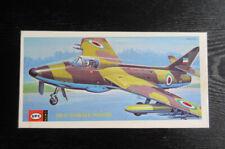 Hawker Hunter MK.57 UPC 1/48 Kit No 5063-100