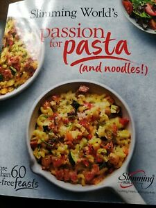 Slimming Worlds Passion for Pasta Book (NEW)