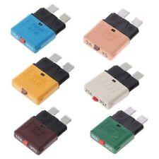 DC 28V 5-30A Reettable Circuit Breaker Fuse Reset Blade For Marine Automotive