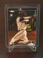2018 Topps Chrome Ronald Acuna Jr. RC Sepia Refractor #193 Atlanta Braves Rookie