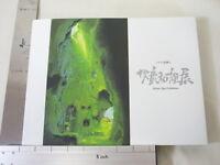 KAZUO OGA EXHIBITION Art Works Ghibli Illustration 2007 Ltd Book Totoro TK*