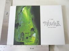KAZUO OGA EXHIBITION Art Ghibli Illustration Book Totoro TK*