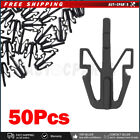50pcs Grille Clips Retainers For Mitsubishi ASX Diamante Eclipse Expo Galant