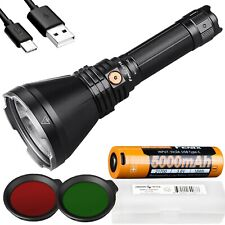 Fenix HT18 1500 Lumen 1011 Yards Hunting Light and LumenTac Battery Case