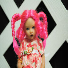 Doll Wig Size 6/7 Polly SMPink SAMPLE