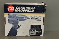 New Listingcampbell Hausfeld Tl0549 38 Inch Air Impact Wrench