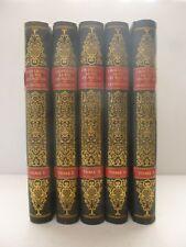 GRAND-CARTERET. L'Histoire - La Vie - Les Mœurs et la Curiosité...1928-29. 5 Vol