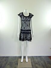 Stunning Review Black Lace dress size 6