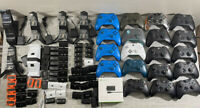 45 Xbox One & PlayStation 4 (PS4) Controllers, Chargers w/Batteries & More