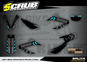 Graphics WR125R 2009 - 2021 '09-'21 Yamaha stickers SCRUB decals kit WR 125R