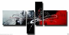 HUGE Canvas Wall Art Modern Contemporary Abstract Oil Painting color art UNFRAME