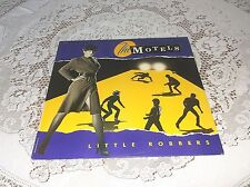 THE MOTELS. LITTLE ROBBERTS. PICTURE SLEEVE. CAPITOL. 1983. FIRST PRESSING.