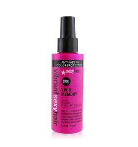 VIBRANT SEXY HAIR VIVID MEMORY - ROSE & ALMOND OIL 4.2 FL OZ
