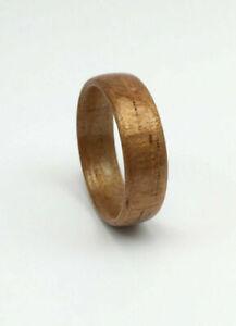Ring For Men Women Wedding Band Ring Wood Ring Walnut wood