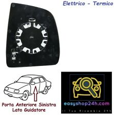 PIASTRA SPECCHIO RETROVISORE C//VETRO SX FIAT DOBLO 10/> DAL 2010 IN POI