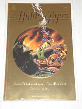 GOLDEN AGE BOOK 4 OF 4 DC GRAPHIC NOVEL ROBINSON ORY