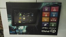 """D2 pad Internet  tablet D2-912,Black,9"""",android 4.1.x jelly,built-in front camer"""