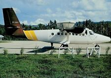 D1717mdt TransportA Pacific Airlines DHC6-200 Aircraft postcard