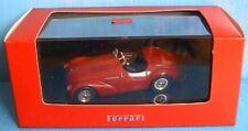 FERRARI 125S 1947 IXO MODELS N° FER049 1/43 ROSSO ROUGE ROT RED