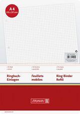 4003273111509 Brunnen Ringbucheinlagen DIN A 4 kariert