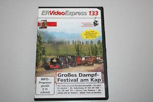 ER Video Express 133 DVD Großes Dampf-Festival am Kap OVP