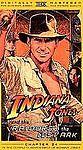 Indiana Jones Raiders of the Lost Ark (VHS, 1999)