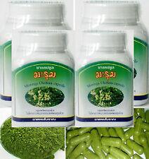400 Capsules Capsule NATURAL MORINGA POWDER VEGETARIAN HERB Vitamin Organic