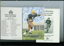 1990 GOAL LINE ART CARD SET SERIES 2, Mike Ditka, Raymond Berry, Charley Taylor