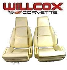 84-88 CORVETTE C4 SPORT SEAT FOAM SET NEW Corvette Amer. brand correct softness