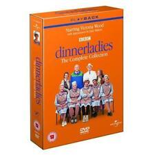 DINNERLADIES -  THE COMPLETE SERIES - NEW / SEALED DVD - UK STOCK