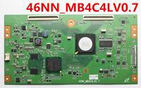 Sony KDL-46W5500 Logic Board 46NN-MB4C4LV0.7 T-con Board LTY460HF07