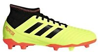Adidas Predator 18.3  firm ground FG Boys football boots