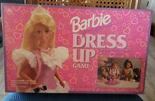 Barbie Para Niñas Dress Up Juego De Oro 1993 compelte #5066