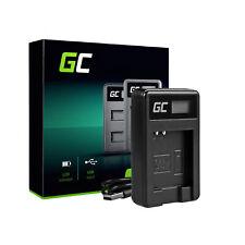 Cargador/Adaptador para Canon PowerShot SX260 HS SX270 HS SX280 HS SX500 IS