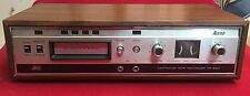 1970s Allied Tr-880 Ars 8-Track Player Recorder with Wood Case