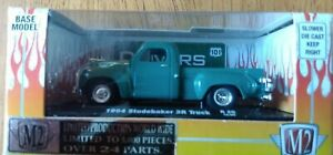 1954 Studebaker 3R Truck R 20 M2 Machines Limited to 5,000 1:64