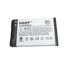 HQRP Batería para Creative Zen Micro DAA-BA0009 / Micro Photo BA20203R79909 MP3
