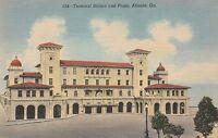 (E) Atlanta, GA - Terminal Station and Plaza - Exterior